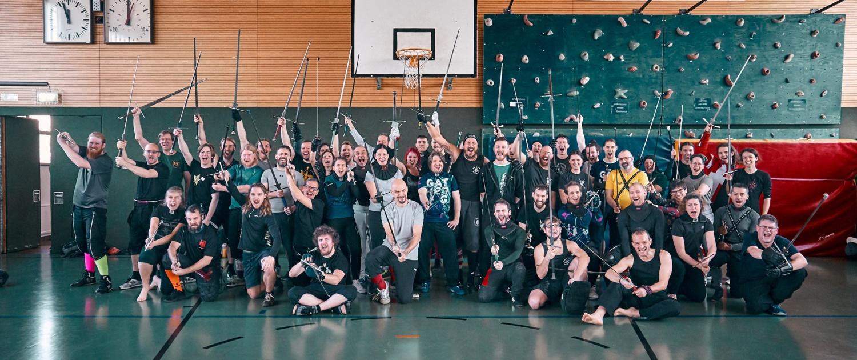 Gruppenfoto vom Dreynevent 2020 in Wien