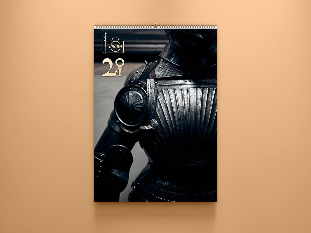Historical Fencing calendar for 2021